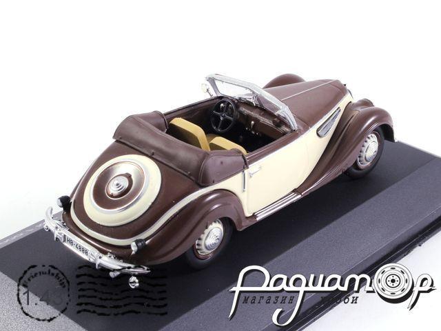 BMW 327 Convertible (1939) WB087 (Z)