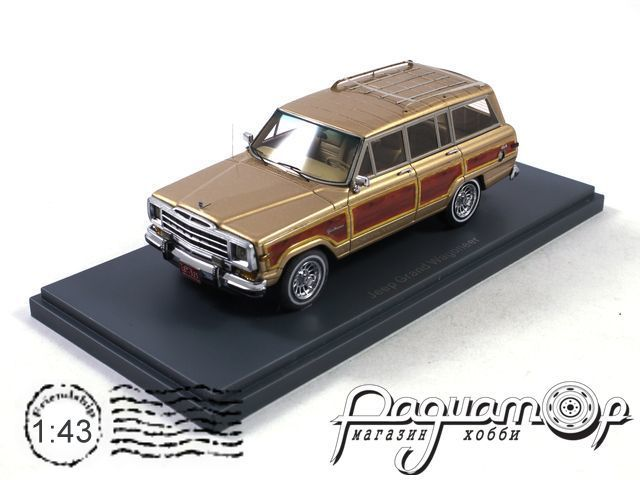 Jeep Grand Wagoneer (1979) NEO43525