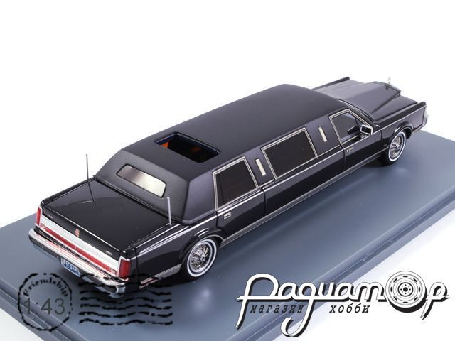Lincoln Town Car Formal Limousine Stretch (1985) NEO45335