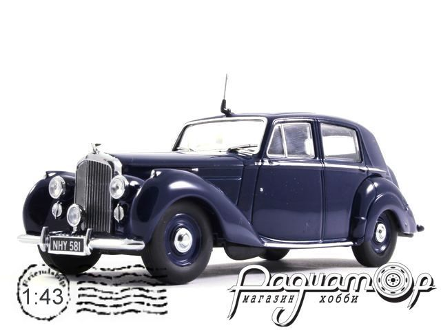 Bentley MK VI Ivo Peters (1948) BN6001