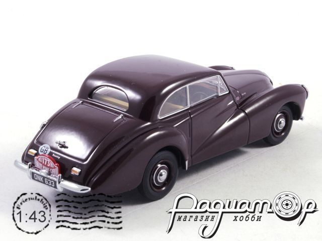 Healey Tickford Monte Carlo (1953) HT001
