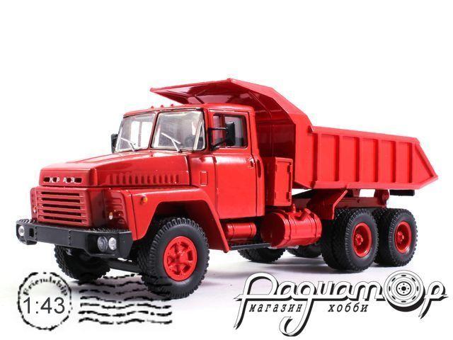 КрАЗ-251 самосвал (1979) H774