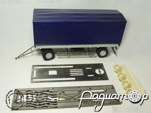 Транскит Прицеп МАЗ-837810-012 (1990) MM2011-1