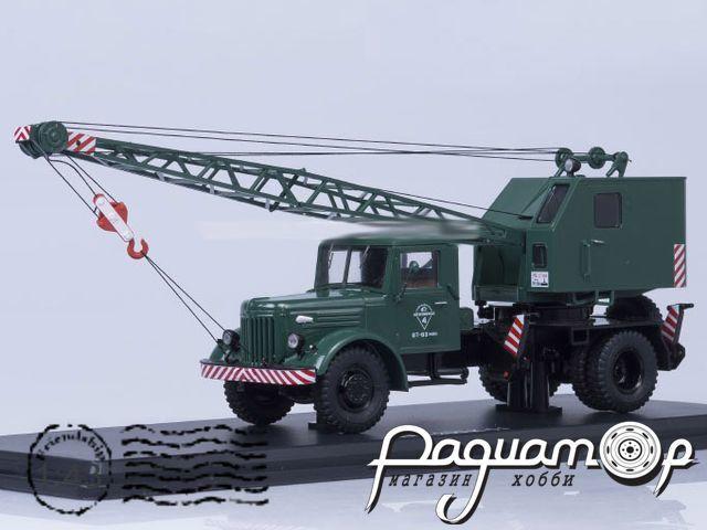 Автокран К-51 (МАЗ-200) (1952) SSM1165