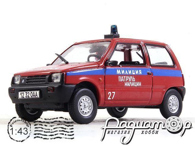 ВАЗ-1111 «Ока» Патруль Милиции (1988) 1940