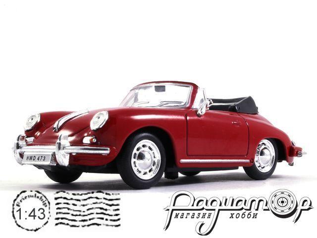 Porsche 356B Cabrio (1959) LA06 (I) 0230