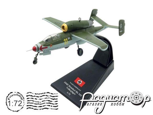 Heinkel He 162A2 Volksjager 1/JG1 (1945) SS56