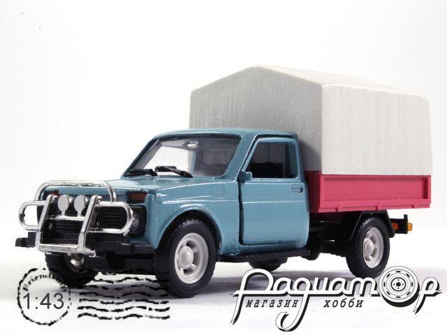ВАЗ-2302 ФВК «Бизон» с тентом (1993) 43341-B