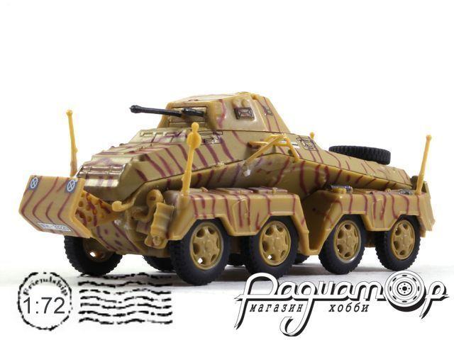 Schwerer Panzerspahwagen (8-Rad) Sd.Kfz.231 (1943) KWB60