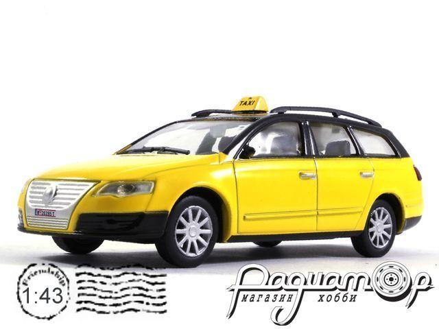 Volkswagen Passat Variant Taxi Viden (2005) TSG28