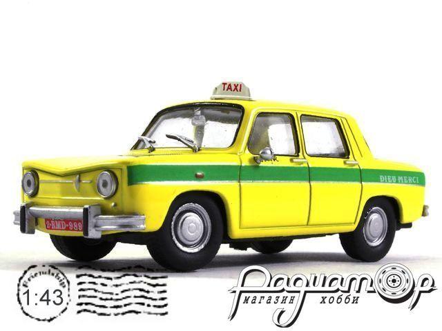 Renault 8 Taxi Bamako (1970) TS23