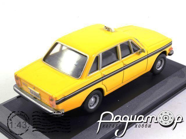 Volvo 144 Taxi Stockholm (1970) TSG20