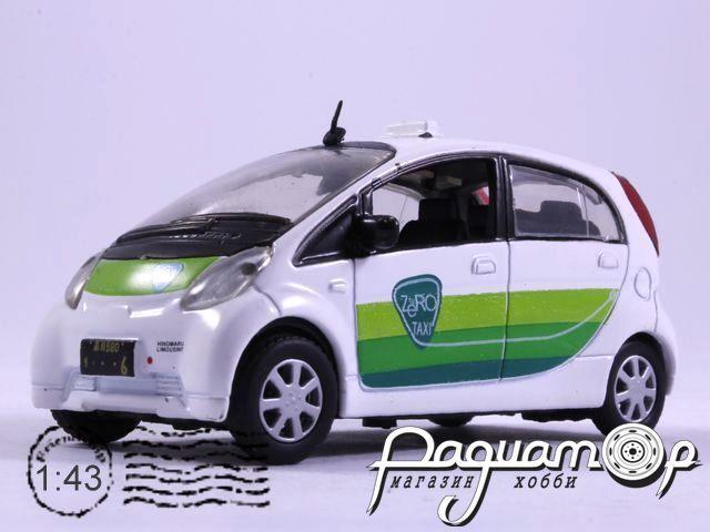 Mitsubishi i-MiEV Taxi Tokyo (2010) TSG15