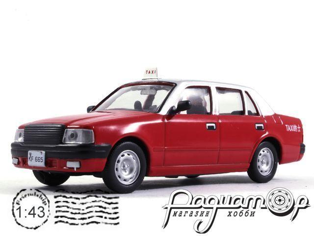 Toyota Crown Taxi Hong Kong (1995) TSG03-2