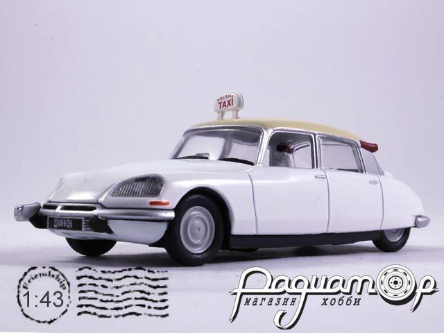 Citroen DS 19 Taxi Paris (1968) TS06