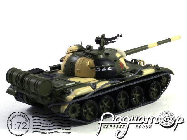 Танки Мира. Коллекция №16, Type 59, Китай (1959)