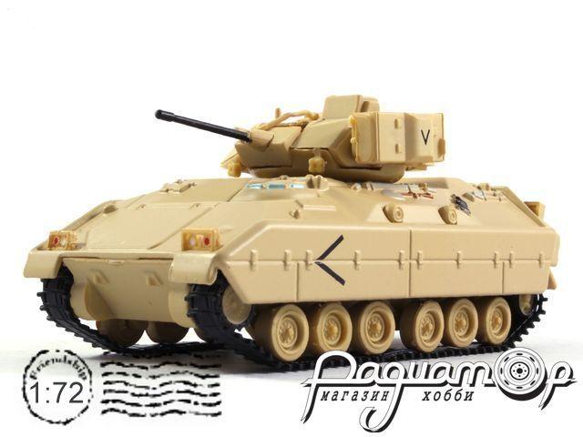 Танки мира №18, M2 Bradley (1991)