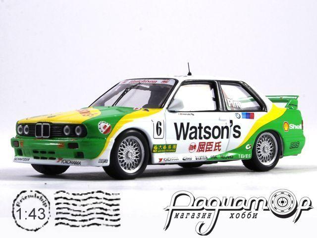 BMW M3 (E30) №6 E.Pirro Winner Macau Guia Race (1991) MGPC002