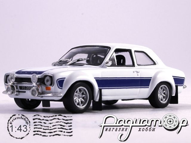Ford Escort Rs 2000 Mki (1974) 86065