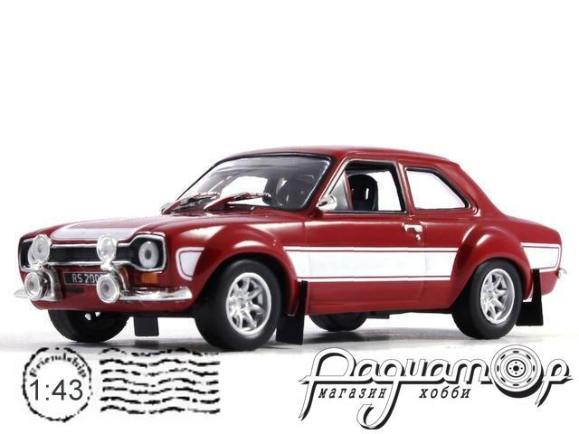 Ford Escort Rs 2000 Mki (1974) 86066