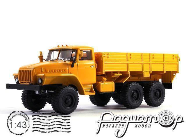 УРАЛ-43202 6x6 бортовой (1988) 100961