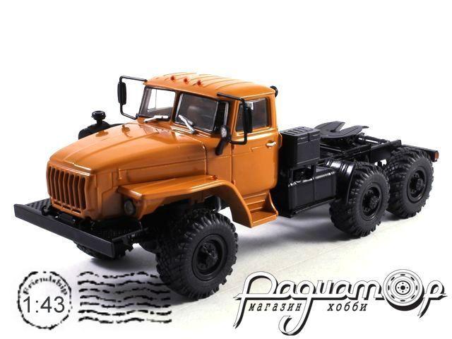УРАЛ-44202-0311-31 (ЯМЗ-238) седельный тягач (1985) 100930
