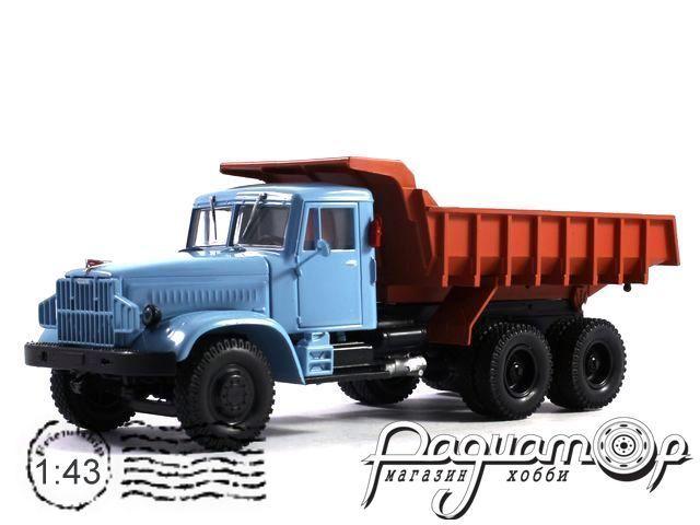 КрАЗ-222Б самосвал (1968) H770-B