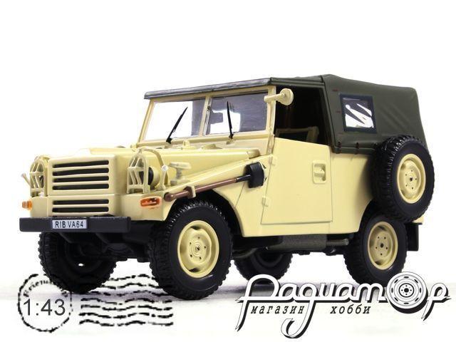Sachsenring P3 джип армии ГДР (1960) IST043 (PV)
