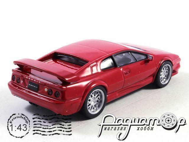 Суперкары №20, Lotus Esprit V8 (1977)
