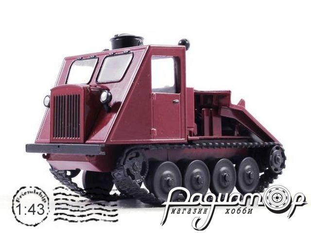 Тракторы №20, КТ-12 (1948)