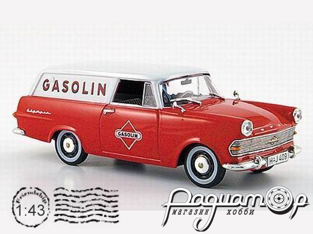 Opel Rekord P2 Caravan (1960) 530439