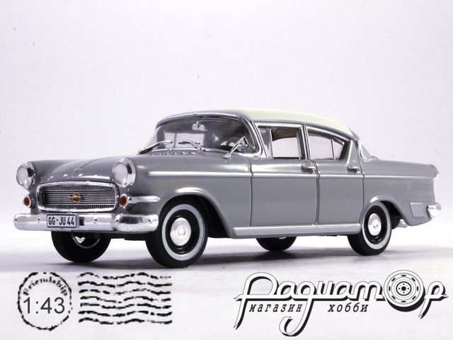 Opel Kapitan (1958) 550130