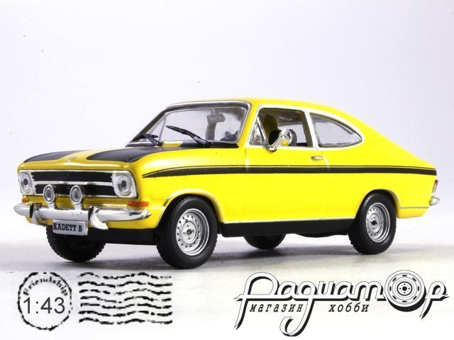 Opel Kadett B Rally Coupe (1966) OP19