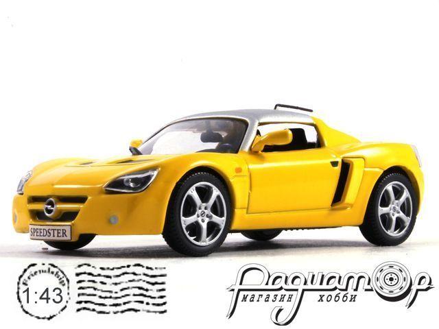 Opel Speedster (2000) OP28
