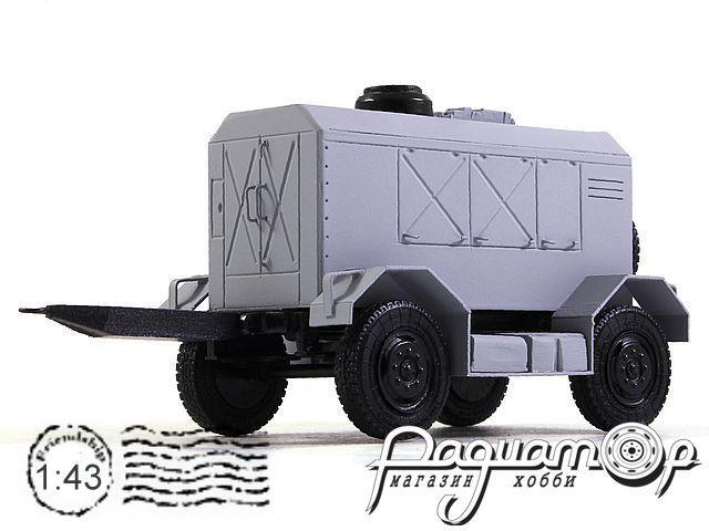 Унифицированная компрессорная станция УКС-400В-П4М NRG1036