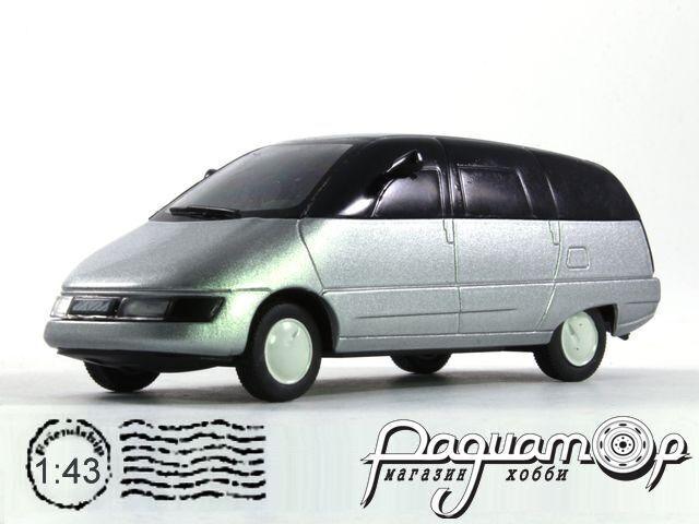 Москвич-407 Такси (1958) 1273