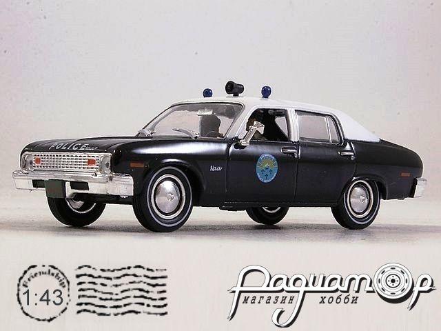 Chevrolet Nova Police