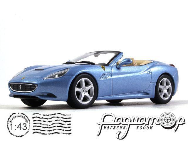 Коллекция Феррари №4 Ferrari California Cabrio (2009) (I) 1723