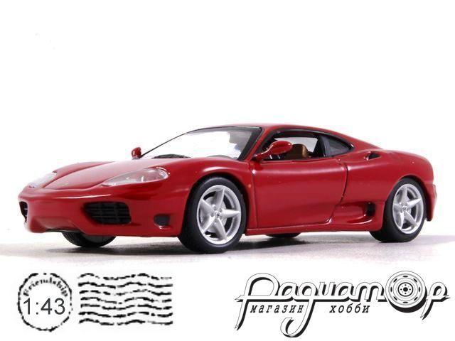Коллекция Феррари №1 Ferrari 360 Modena (1999)