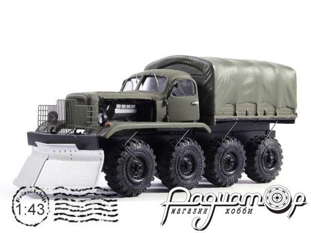 ЗиС-Э134 макет №1, вариант №3 (1955) 161127