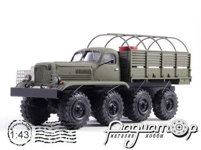 ЗиС-Э134 макет №1, вариант №2 (1955) (лимитированная серия)