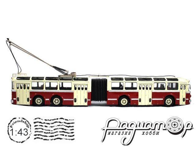 Троллейбус СВАРЗ ТС-1 (1959) 548654