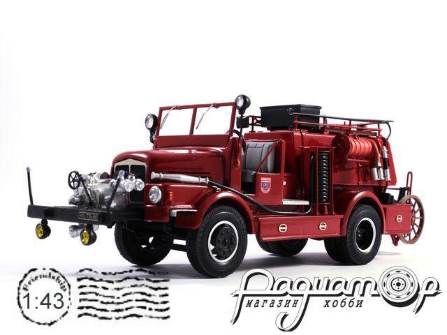 IFA S4000 TLF-15 FW (1958) 1-5-4-F