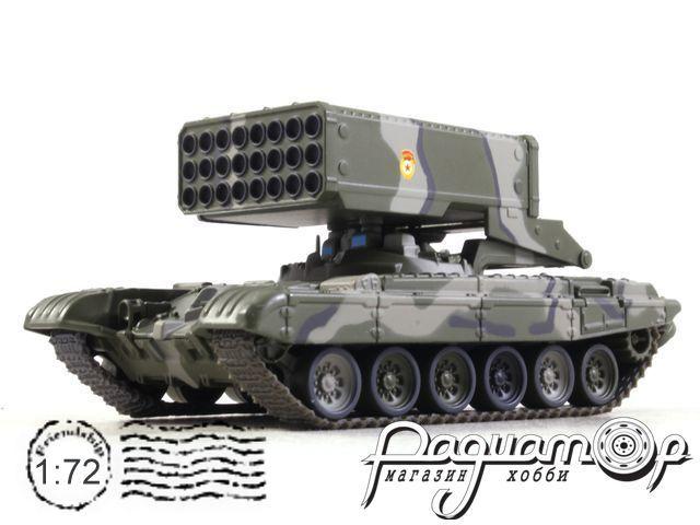 Боевые машины мира №22, ТОС-1 Буратино (1987)