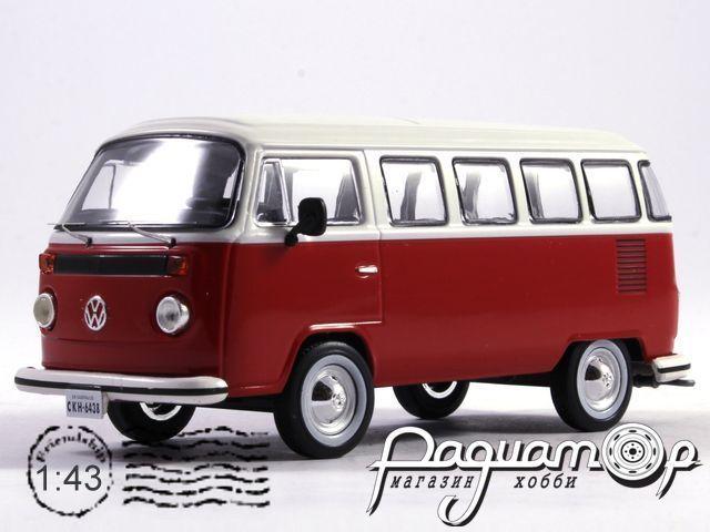 Volkswagen Kombi T2 (Бразилия) (1976) PRD344