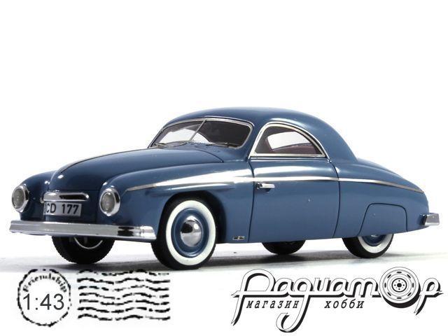Volkswagen Rometsch Beeskow Coupe (1951) NEO46177