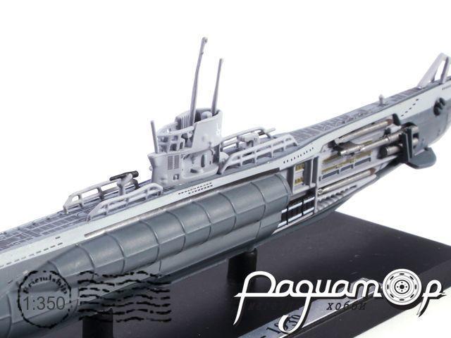 Подлодка U-47 (1939) Atlas-D