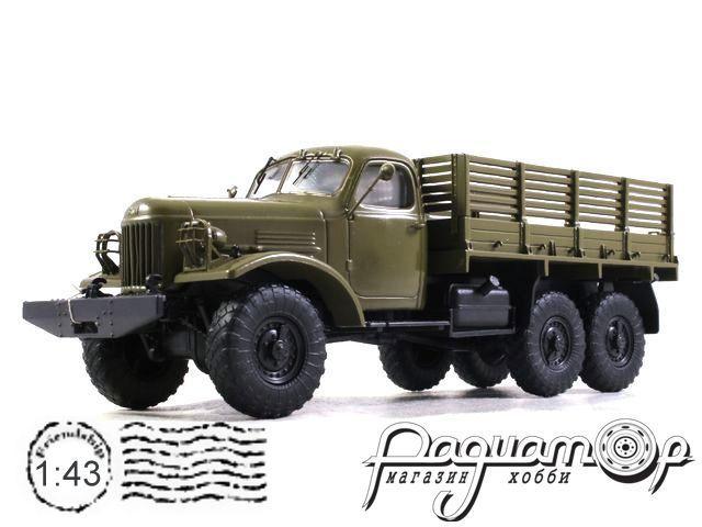 ЗиЛ-157 бортовой (1958)  SSM1001