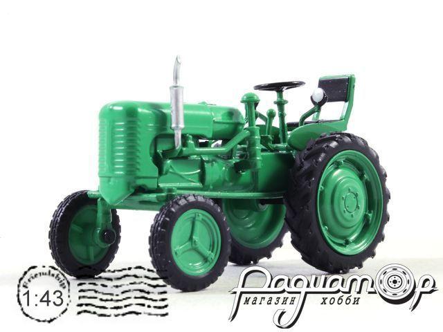 Тракторы №21, ХТЗ-7 (1950)