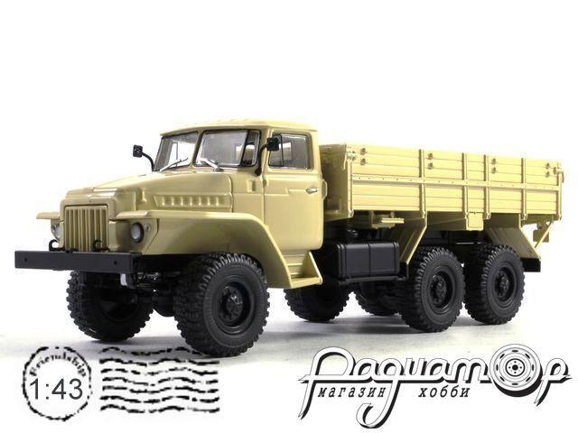 УРАЛ-375Н 6х6 бортовой (1974) 100978